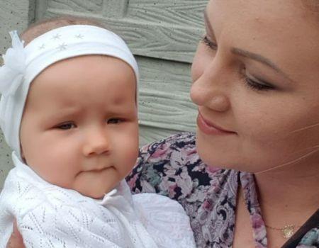 Straciła męża, teraz walczy o sprawność córki