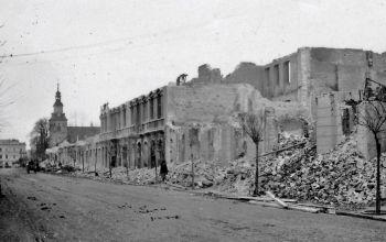 Pierwsze dni wojny