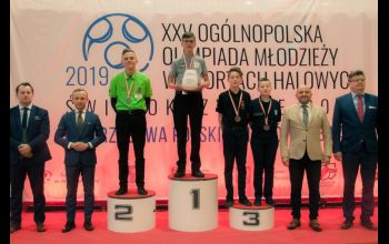 Bilardzista w Rękoraja podwójnym mistrzem Polski