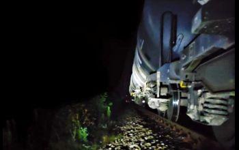 Śmierć na torach kolejowych