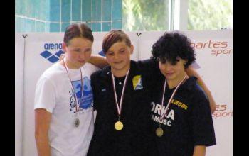 Piotrkowianka mistrzynią Polski w pływaniu
