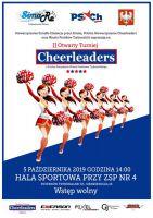 Przed nami II Ogólnopolski Turniej Cheerleaders w Piotrkowie