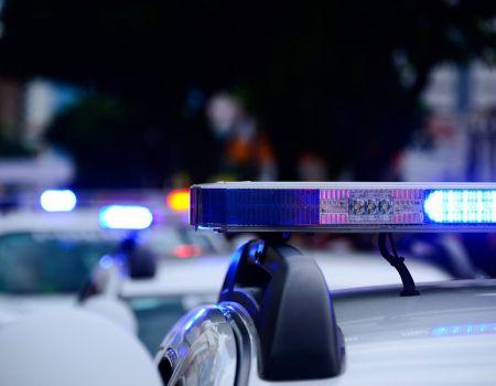 Policjanci eskortowali 2-latka do szpitala