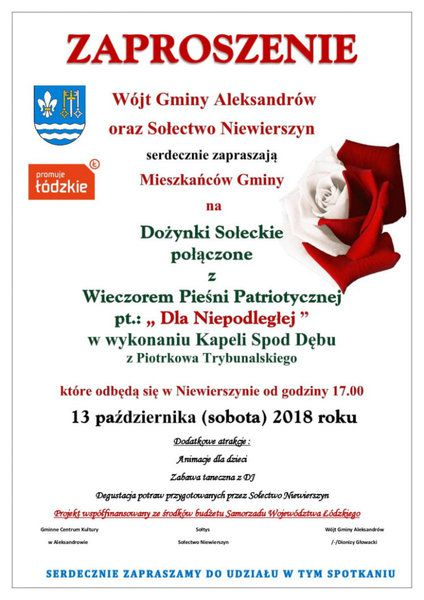 Moc atrakcji w gminie Aleksandrów