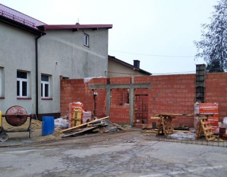 Modernizacja Domu Ludowego w Woli Krzysztoporskiej