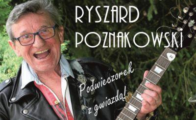 """Ostatni w tym roku """"Podwieczorek z gwiazdą"""". Gościem Ryszard Poznakowski"""