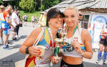 """Sportowcy rywalizowali podczas """"Biegu po dobrą energię – Malutkie Run&Bike"""""""