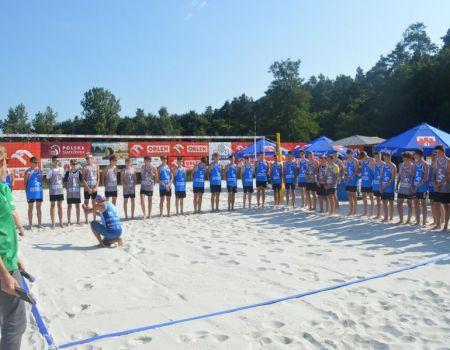 W Sulejowie trwają mistrzostwa kraju w siatkówce plażowej