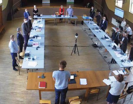 Rada Gminy udzieliła wójtowi Moszczenicy absolutorium
