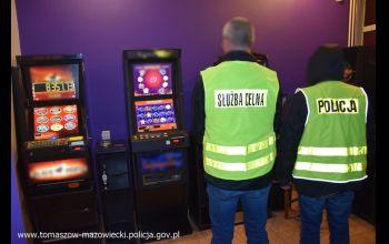 W Tomaszowie walczą z nielegalnym hazardem