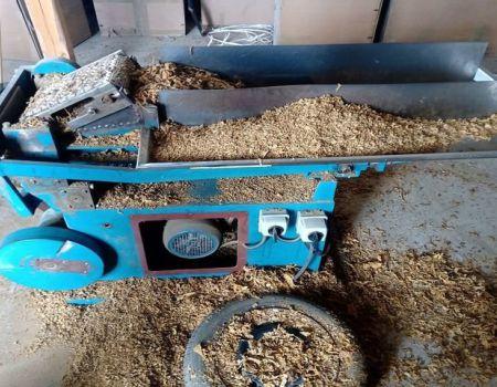 Nielegalna fabryka tytoniu w gm. Kamieńsk zlikwidowana