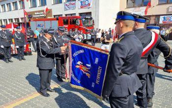 Święto strażaków ochotników w Wolborzu