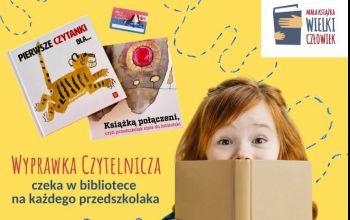 Gmina Wola Krzysztoporska: Mała Książka Wielki Człowiek