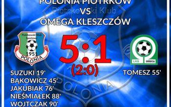 Polonia poradziła sobie bez