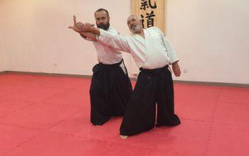 Trenować aikido każdy może...