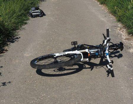 Tragiczna śmierć rowerzysty