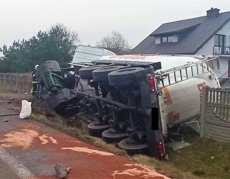 Dwa śmiertelne wypadki w regionie