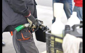 Pijany ukradł paliwo ze stacji