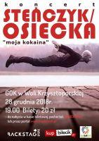 Steńczyk zaśpiewa Osiecką