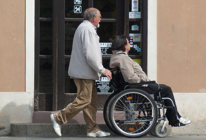 NFZ wprowadził udogodnienia dla niepełnosprawnych