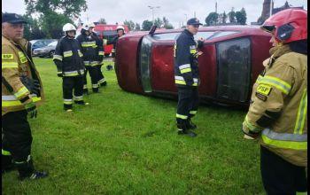 Gmina Wola Krzysztoporska: Szkolą nowych strażaków