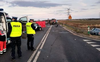 Pijany kierowca doprowadził do wypadku, w którym zginęły dwie kobiety