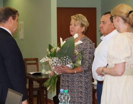 Wójt gminy Wola Krzysztoporska z jednogłośnym absolutorium