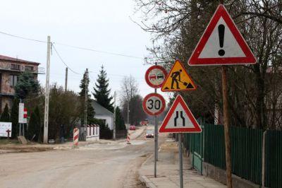 Wola Krzysztoporska: Kanalizacja w 90% gotowa