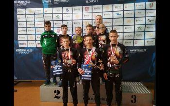 Kolejne mistrzostwo Polski dla AKS