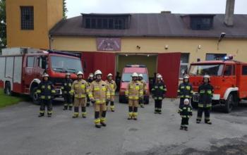 Kolejny sprzęt dla strażaków z Czarnocina