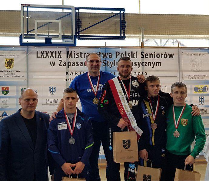 Mamy trzech mistrzów Polski
