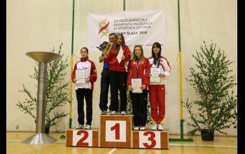 Piotrkowscy badmintoniści wśród najlepszych w kraju