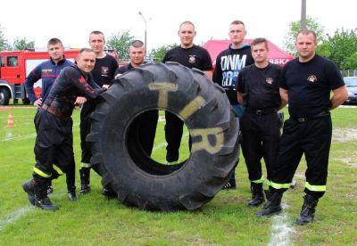 Strażacki Mega Firefighters na Święto Gminy