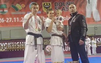 Piotrkowscy karatecy wśród najlepszych