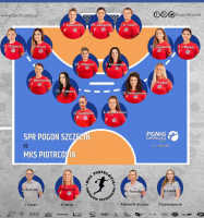 Piotrcovia zakończyła sezon zasadniczy