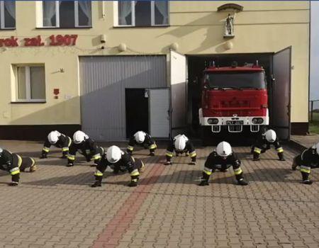 """Gmina Wola Krzysztoporska: Strażacy """"pompowali"""" dla Wojtusia"""