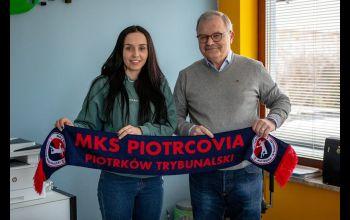 Oktawia Płomińska nową zawodniczką Piotrcovii