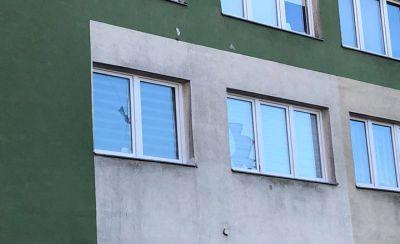 Co wydarzyło się w wieżowcu przy Dmowskiego? (AKTUALIZACJA)