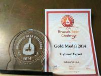 Złoty medal dla Sulimaru