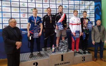 Zawodnik Athletica wicemistrzem Polski