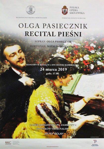 Koncert inaugurujący tegoroczną edycję Dni Muzyki Kameralnej