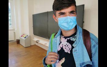 Koronawirus w szkole podstawowej