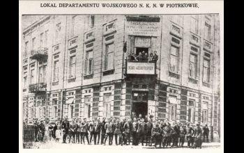 Piotrków - niepisana stolica obozu legionowego