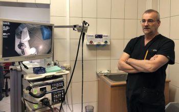 Gastrologia z nowym sprzętem