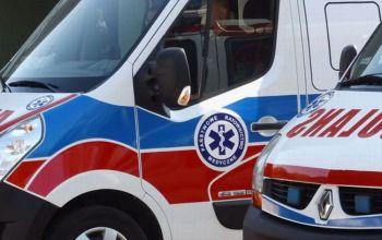 Pijany pacjent zaatakował ratowniczkę