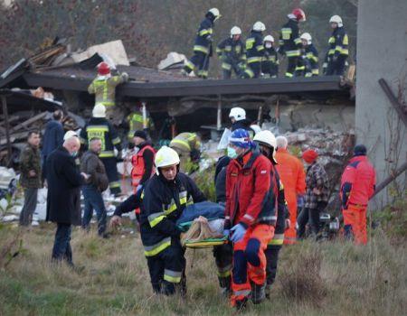 Znamy przyczyny listopadowego wybuchu gazu we Włodzimierzowie