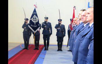 Funkcjonariusze Służby Więziennej świętowali w Sulejowie