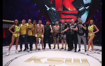 Krakus wygrywa swoją pierwszą walkę w KSW