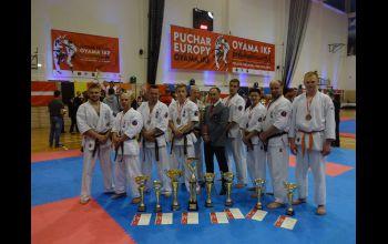 Piotrkowscy karatecy wśród najlepszych w kraju... i nie tylko