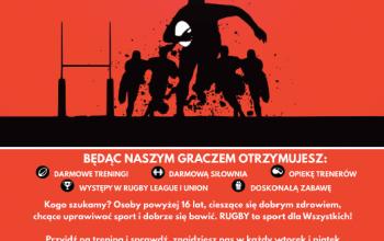 Piotrkowscy rugbyści nie próżnują